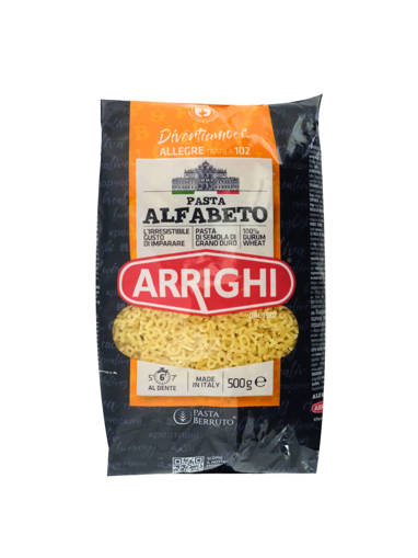 Picture of PASTA ABC (20X500G) ARRIGHI