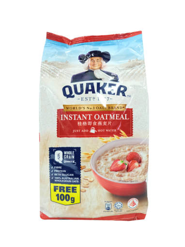 Picture of OAT QUAKER(12X800G)-INSTANT RED R.F