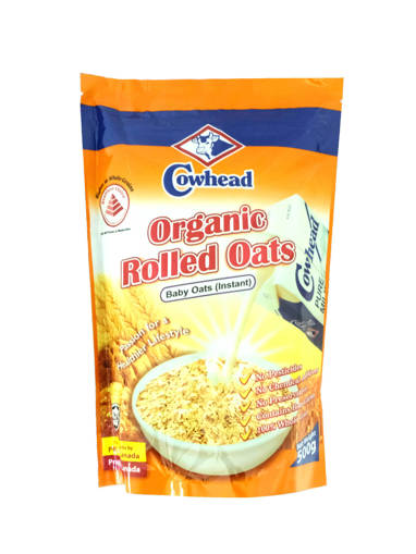 Picture of OATS ROL.ORGANIC INSTANT(24X500)C.H