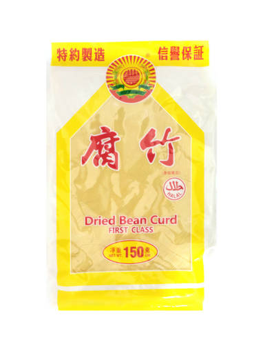 Picture of BEAN CURD DRIED (60X150GM) DESSERT-FOONG
