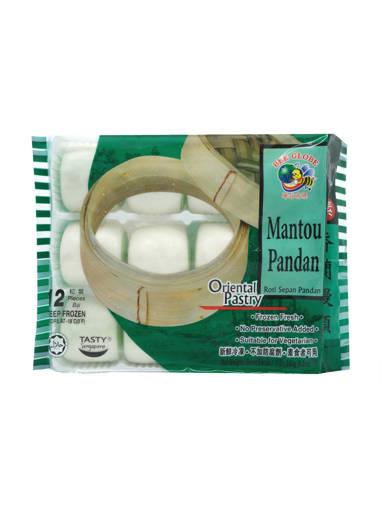 Picture of BUNS-PANDAN(180GX12'SX24)MANTOU-MINI