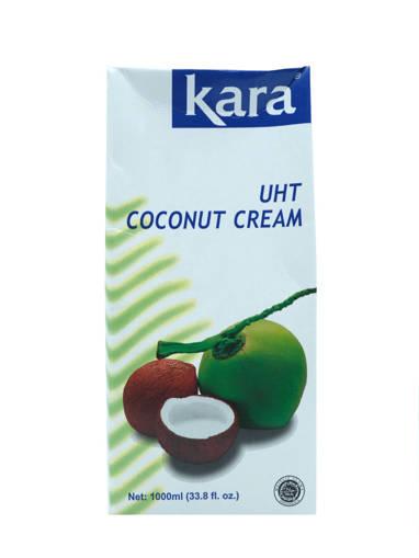 Picture of COCONUT CREAM(12X1LTR)KARA