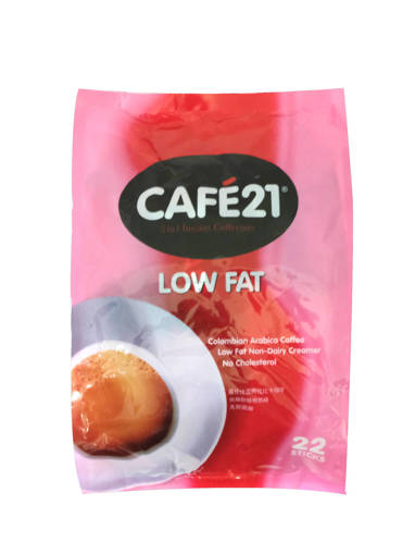 Picture of COFFEE (2/1) 22'S-CAFE 21 - LOW FAT
