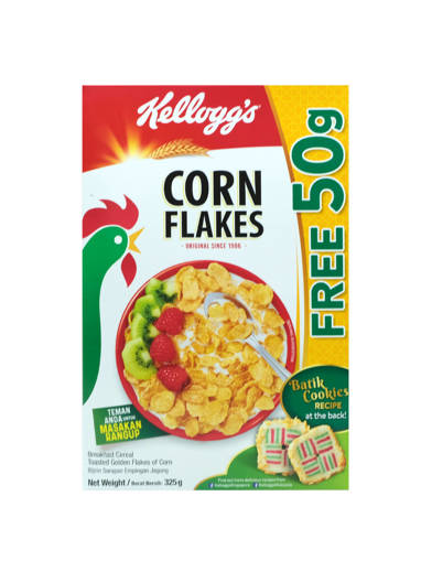 Picture of CORN FLAKES (18BOXX275GMS )KELLOGG 'S