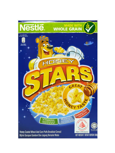 Picture of HONEY STAR(18X300GMS)NESTLE