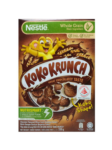 Picture of KOKO KRUNCH (18BOX X330GM) NESTLE