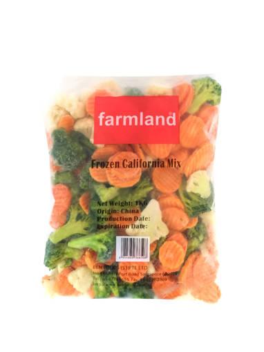 Picture of VEG-CALIFORNIA MIX(10X1KG)FARMLAND