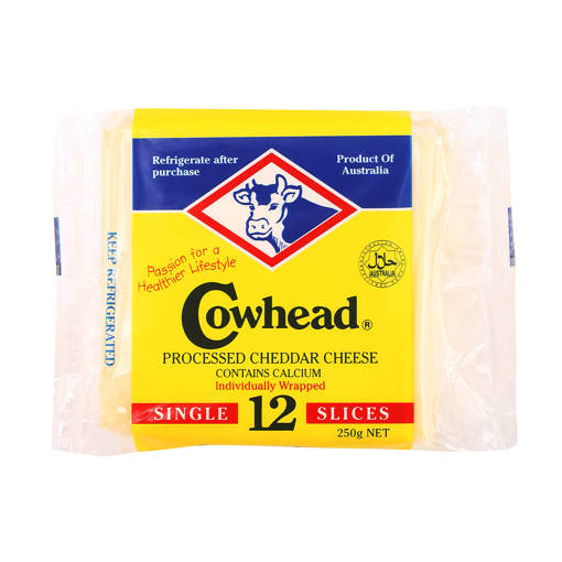 Picture of CHEDDAR CHEESE (12'S)